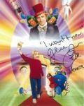 Julie Dawn Cole (Willy Wonka & The Chocolate Factory) - Genuine Signed Autograph (8) 6636